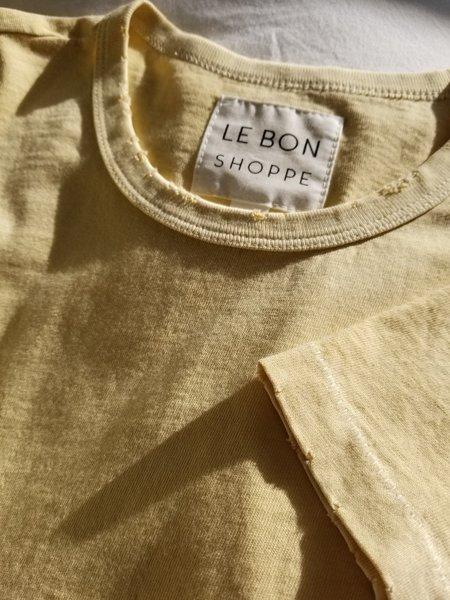 Le Bon Shoppe Organic Cotton Vintage Boy Tee - Butterstick