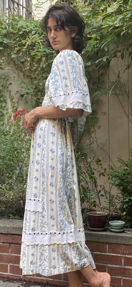Vintage Jack Kramer California Prairie Dress
