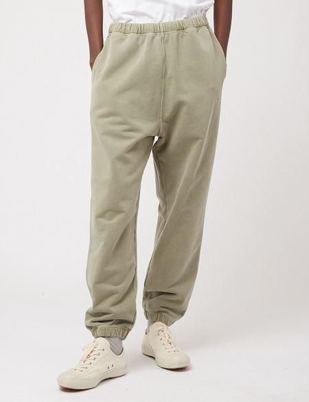 Nigel Cabourn Arrow Sweat Pants - Army Green