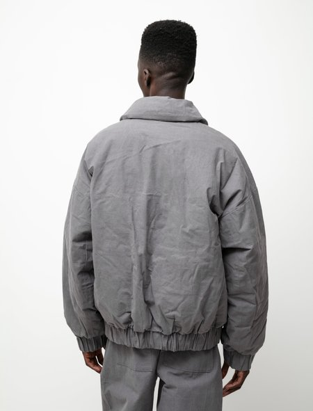 MAN-TLE Mens R11 Down 3 jacket - Stone Wax