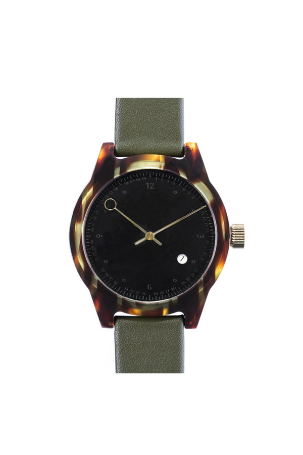 Men's Squarestreet SQ03 Minuteman Two Hand Army Tortoise