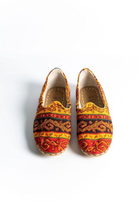 Ocelot Market Women's Turkish Yemeni Loafers - MULTI