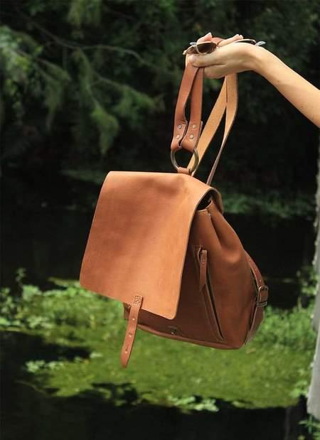 Embrazio Backpack Revival - Cognac