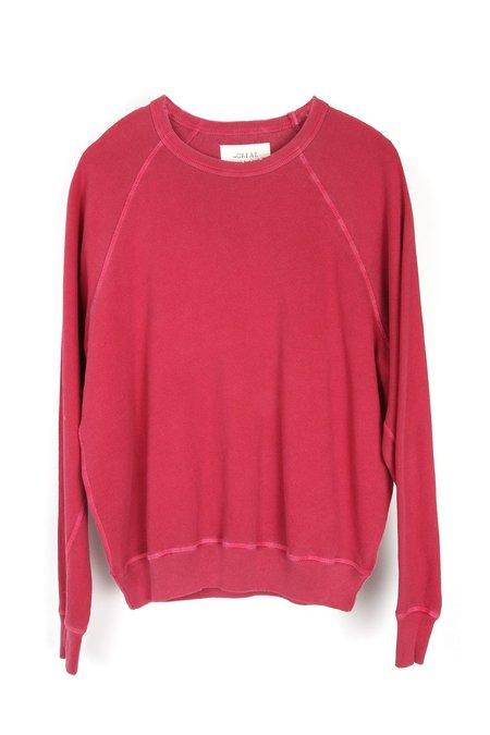 The Great. The College Sweatshirt - Jam