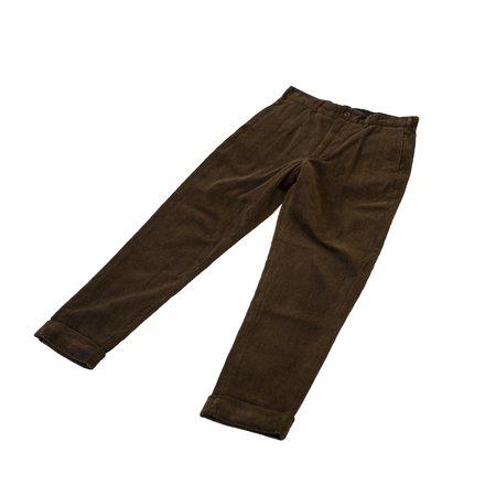 Engineered Garments Andover Pant Cotton Corduroy - Brown