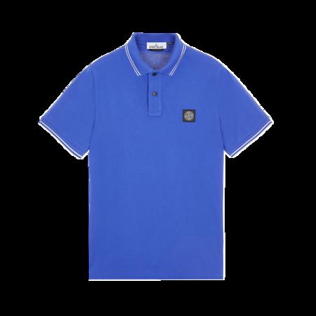 Stone Island Men MO751522S18-V0043 Polo Shirt - Periwinkle