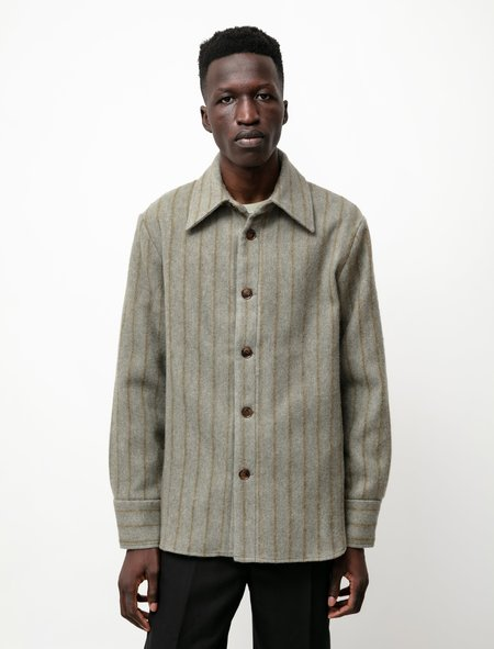 Sefr Mille Overshirt - Abalone Stripe