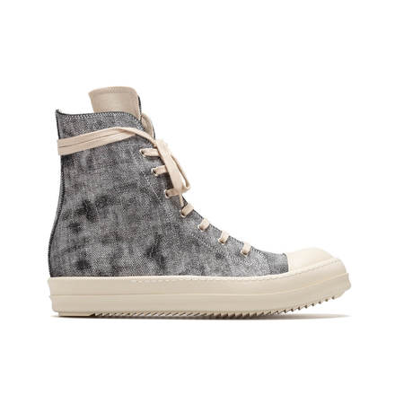 RICK OWENS DRKSHDW High top sneakers - grey