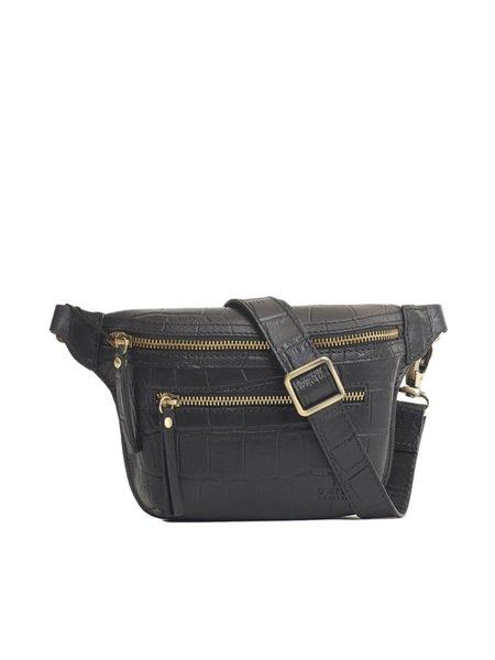 O My Bag Beck's Crossbody Bum Bag Croco Leather