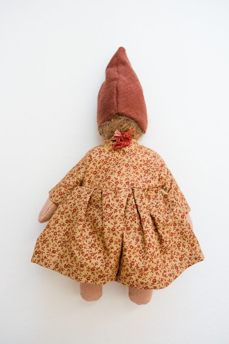 kids Lamb Ears and Roots Gnome Doll - Begonia