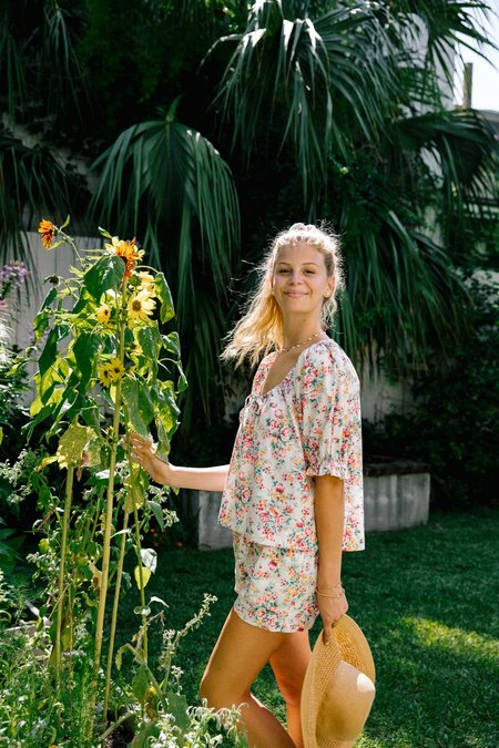 Plante Jasmine Top