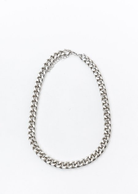 DEPARTMENT Chains Necklace - Silver