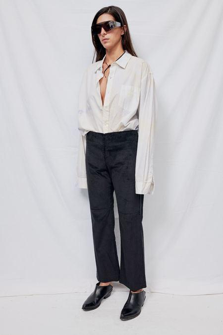 Gabriela Coll Garments NO. 124 Corduroy Trousers