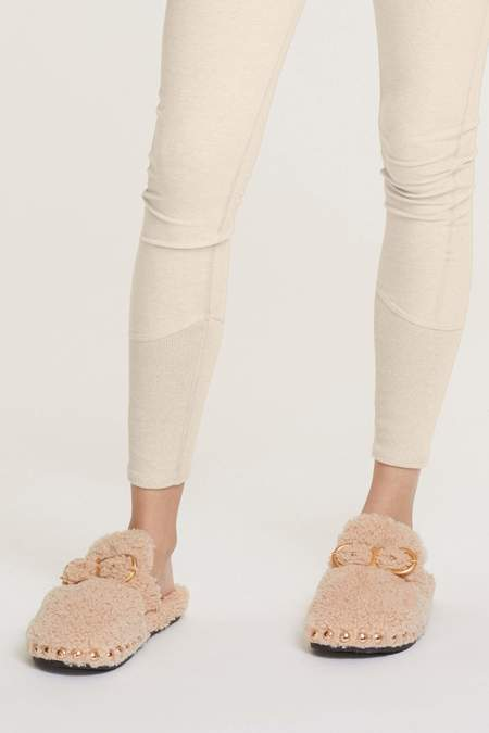 Dorothee Schumacher Comfort Mood Footbed shoes - Misty Beige