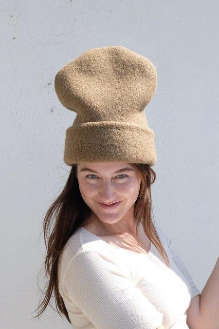Lauren Manoogian Carpenter Hat - Tabac