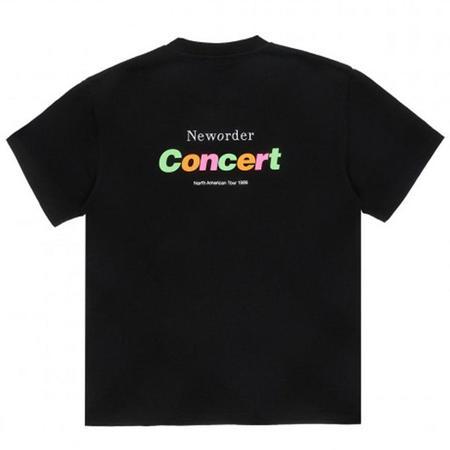 PLEASURES Concert Heavyweight Shirt - Black