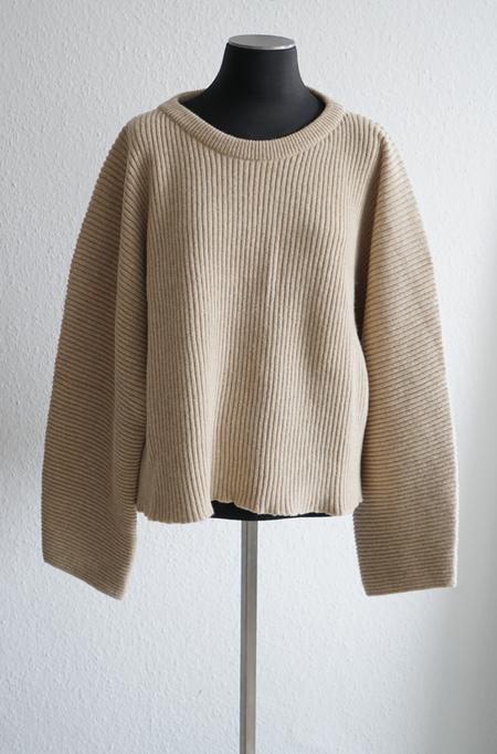 Baserange Kai Sweater - Camel