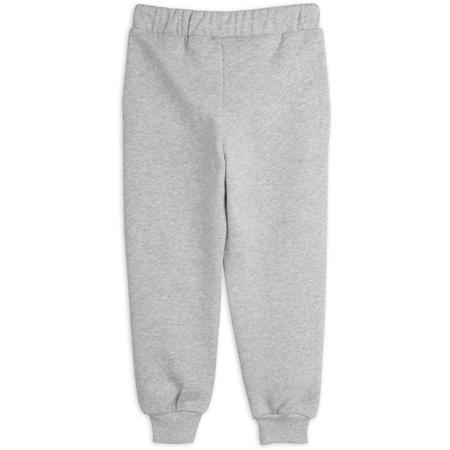 kids mini rodini peace dove sweatpants - Gray