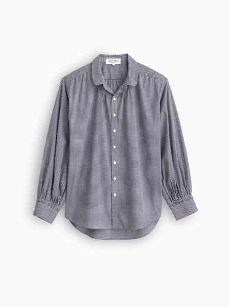 Alex Mill Kit Shirt - Mini Gingham