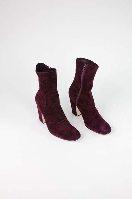 Rachel Comey Saco Boot - Bordeaux