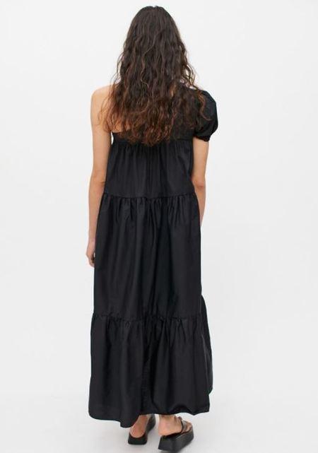 ET TIGRE Yang Dress - Black