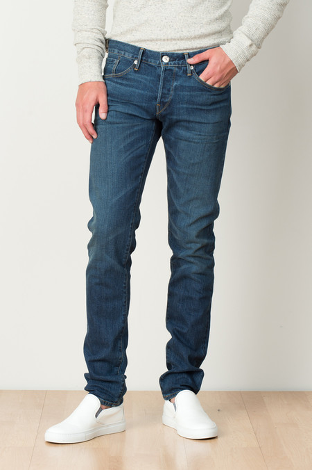 3x1 NYC M5 Selvedge Slim In Rebel