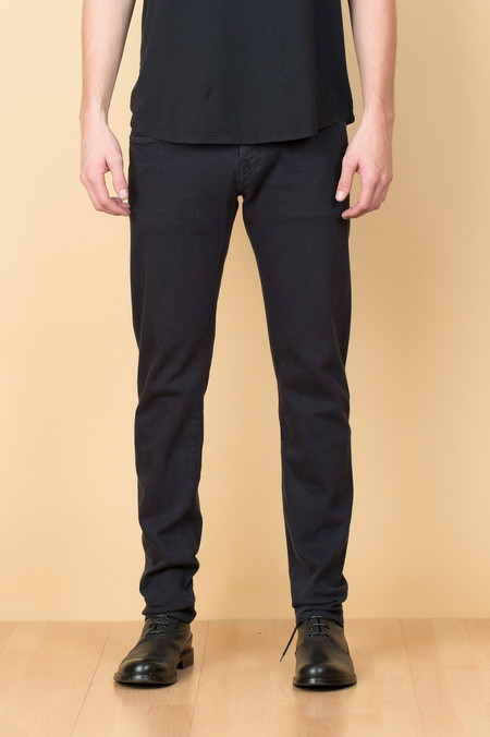3x1 NYC M5 Selvedge Slim In Rich Navy