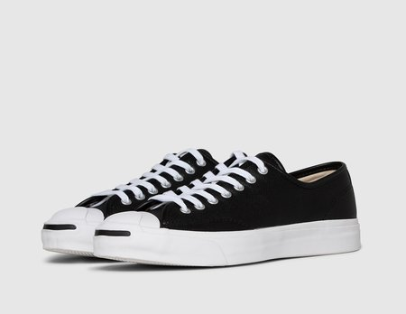 Converse Jack Purcell Black / White