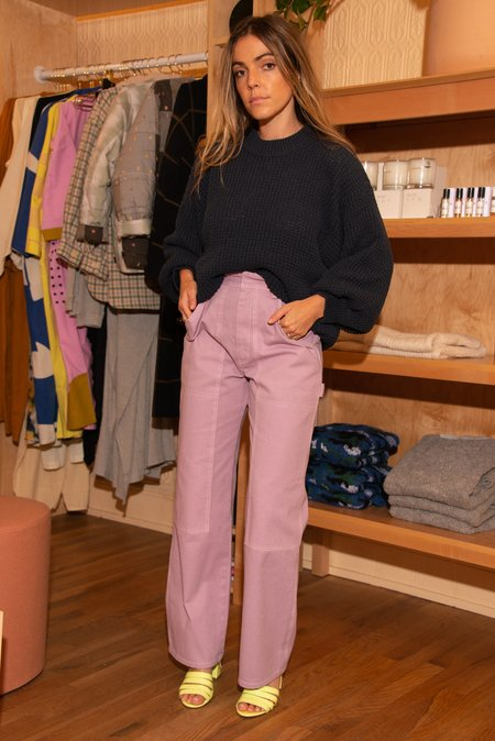 No.6 Jackson Pants - Lilac