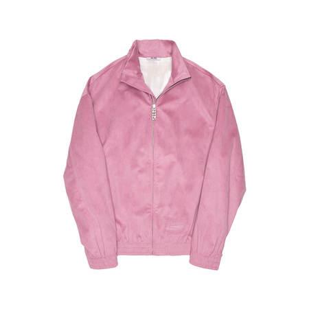 GCDS Track top - Pink