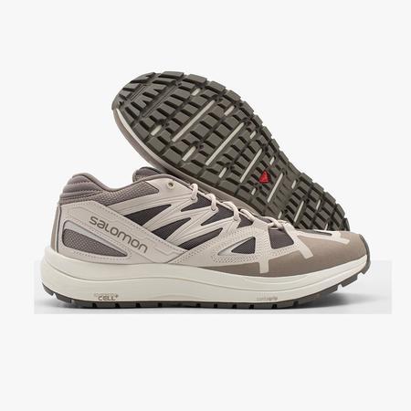 Salomon Advanced Odyssey 1 sneakers - brown