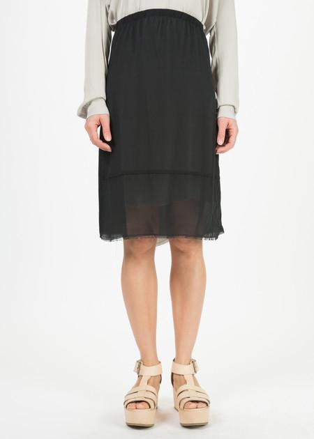 Private 02 04 Silk Tissue Skirt