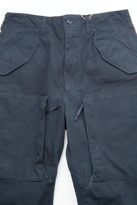 Engineered Garments Heavyweight Cotton Ripstop Aircrew Pant - Dark Navy