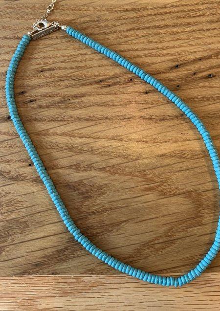 Half United Grace Necklace - Turquoise