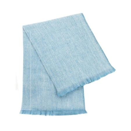 Archive New York Fuzzy Blanket - Cloud Blue