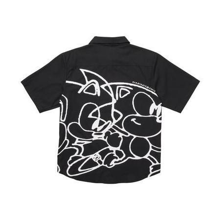 Stray Rats Sonic Work Shirt