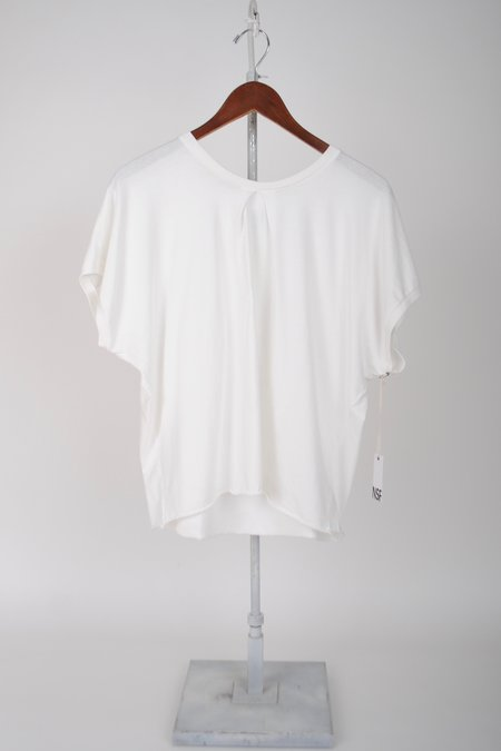 NSF Kennedy Tee - Soft White