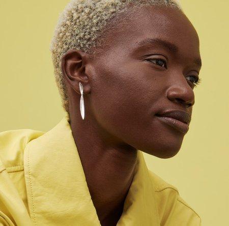 Jenny Bird Studio Drop Earrings - Silver