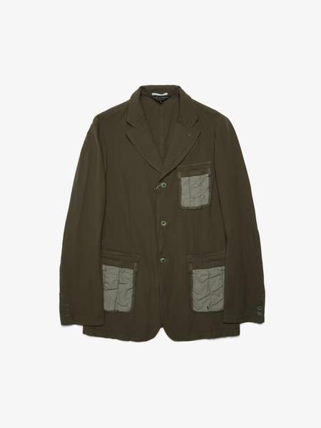 PRE-LOVED Comme Des Garcons Homme Plus  Jacket - olive