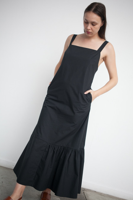 Creatures of Comfort Statlin Dress in Black