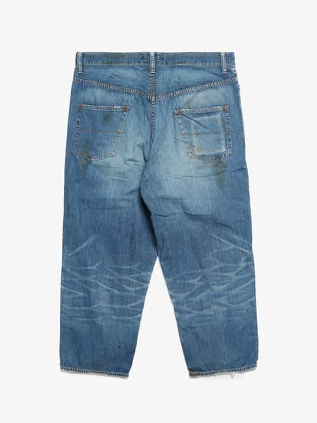 [Pre - Loved] Miharayasuhiro Male Splashed Cotton Jeans -
