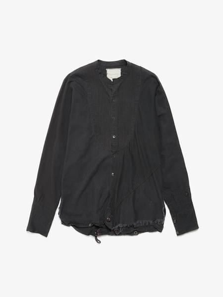 [Pre - Loved] Greg Lauren Jabot Deconstructed Shirt