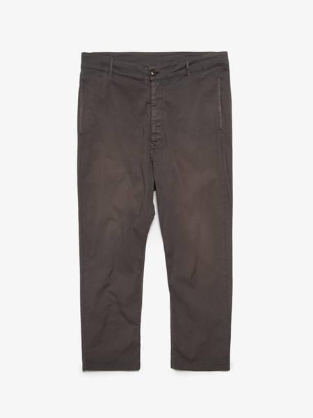 Rick Owens Drkshdw M Gray Cotton Pants