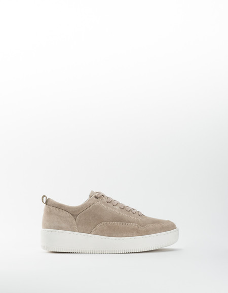Garment Project Spy Sneaker Tan
