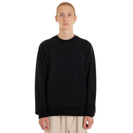 Y-3 Classic Back Logo Sweatshirt - Black