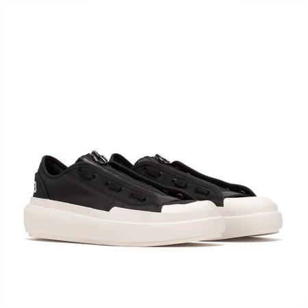 Y-3 Ajatu Court Low Top Sneakers - Black