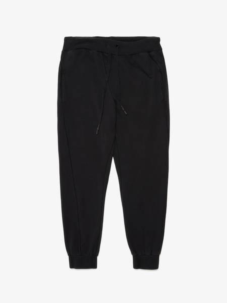 [Pre-Loved]Boris Bidjan Saberi Male Black Cotton Sweatpants