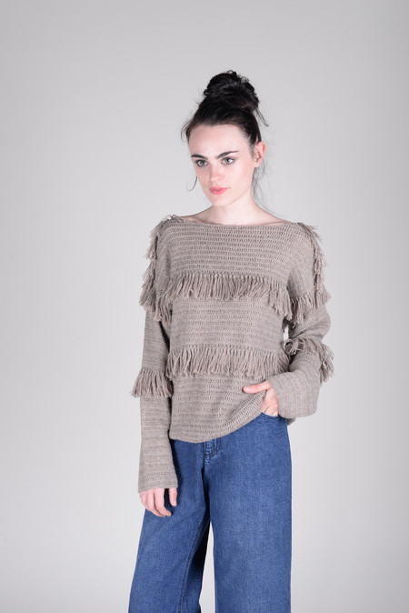 Ulla Johnson Lordes Pullover Sweater