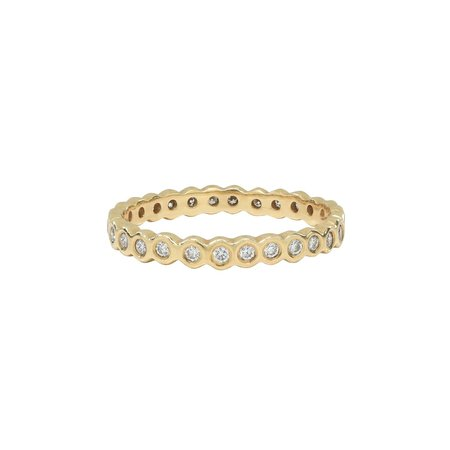 PETI Boutique CLASSIC ETERNITY BAND Ring