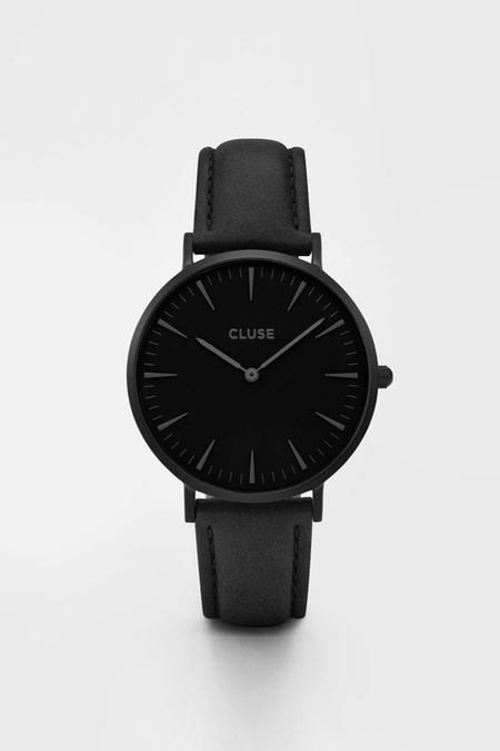 CLUSE WATCH La Boheme Full Black